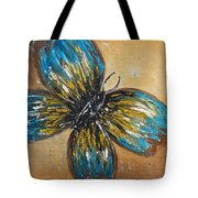 Free Butterfly Tote Bag