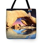 Free Falling Tote Bag