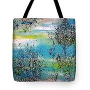 Free Improvisation #11 Tote Bag