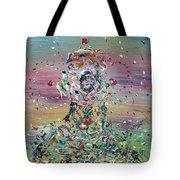 Free Improvisation #4 -saint- Tote Bag