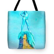 Free Liberty - Da Tote Bag