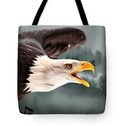 Free Spirit Tote Bag by Becky Herrera