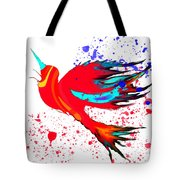 Free To Soar Higher Tote Bag