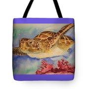 Free To Swim Tote Bag