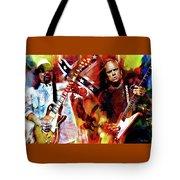 Freebird Lynyrd Skynyrd Tote Bag