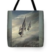 Freedom Fighters Three Tote Bag