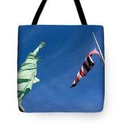Freedom Flag Tote Bag