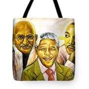 Freedom Hero Tote Bag