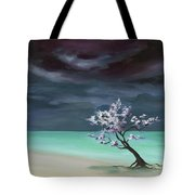 Freedom In Being Dust Tote Bag