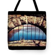 Freedom Is Breaking Down The Walls Tote Bag