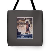Freedom Of The Seas Tote Bag
