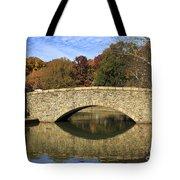 Freedom Park Bridge Tote Bag