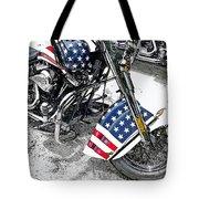 Freedom Rider Tote Bag