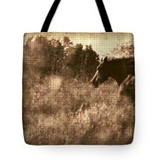 Freedom Run After Rescue Tote Bag