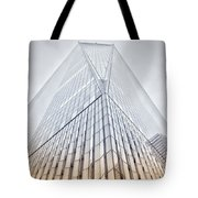 Freedom Tower  Tote Bag by Helge