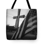 Freedoms Tote Bag
