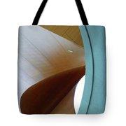 Freeform Tote Bag