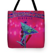 Freemont East Tote Bag