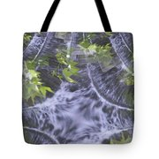 Freeway Park Waterfall 2 Tote Bag