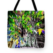 Freeway Park Waterfall 3 Tote Bag