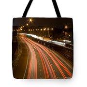 Freeway Streakers Tote Bag