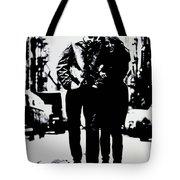 Freewheelin Tote Bag