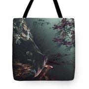 Freeze Frame Tote Bag