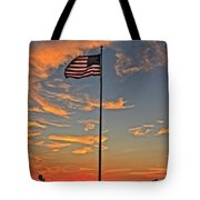Freezeout Hill Memorial Tote Bag