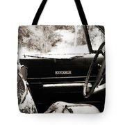 Freezing Fury Tote Bag