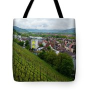 Freiburg Wine Sloop Tote Bag