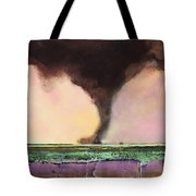 Freight Train A Comin Tote Bag