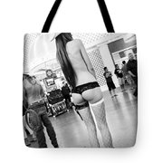 Fremont Cowgirl Tote Bag