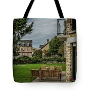 French Architecture Tote Bag