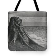 French Beach Tote Bag