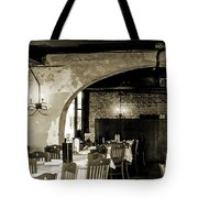French Country Restaurant 2 Tote Bag