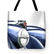 French Curves Tote Bag