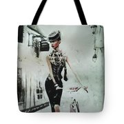 French District Tote Bag