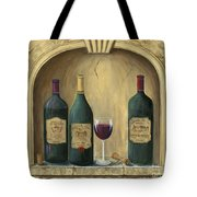 French Estate Wine Collection Tote Bag