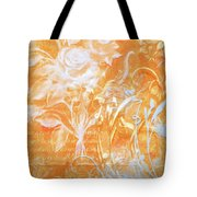 French Floral 2 Tote Bag