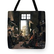 French Kitchen Tote Bag