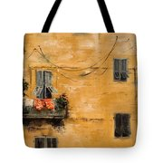 French Laundry Tote Bag