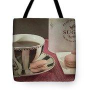 French Macarons 2 Tote Bag