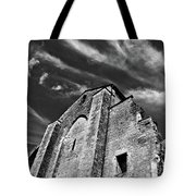 French Middle Age Kisses The Dark Sky Tote Bag by Silva Wischeropp