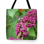 French Mulberry Tote Bag
