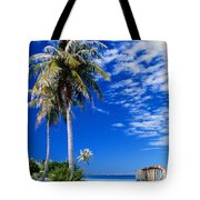French Polynesia, Beach Tote Bag