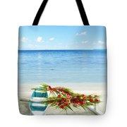 French Polynesia, Huahine Tote Bag
