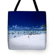 French Polynesia, Tetiaro Tote Bag
