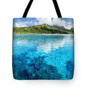 French Polynesia, View Tote Bag