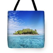 French Polynesian Island Tote Bag