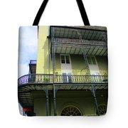 French Quarter 11 Tote Bag